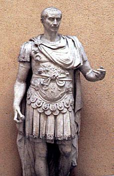 Gaius Julius Caesar 10 Greatest Warriors In The History