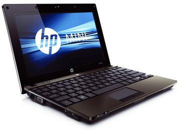 HP Mini 5103 10 Best Netbooks In 2011