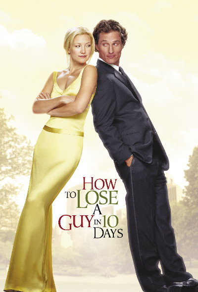 How to lose a guy in 10 days 10 Best Kate Hudson Movies