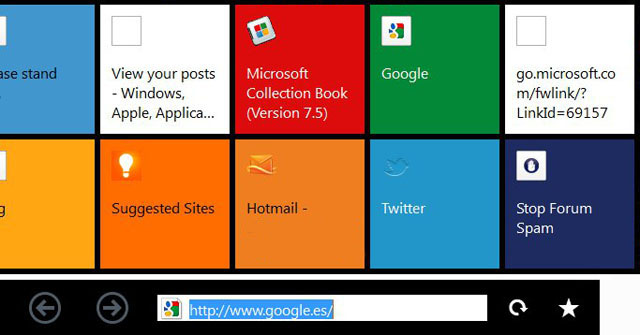 Immersive Browser 10 New Features Expected In Windows 8