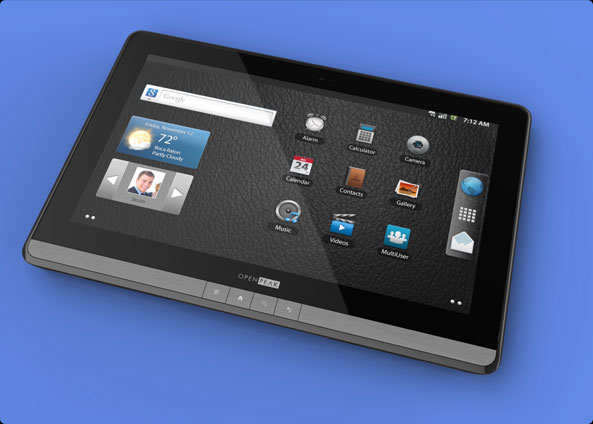Intel Atom tablets 10 New Technology Updates In 2011