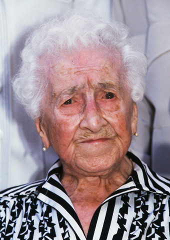 Jeanne Calment 10 People Who Have Lived The Longest Life