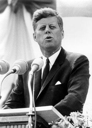 John F. Kennedy Shot Top 10 Conspiracy Theories