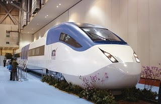 KTX 2 10 Fastest Trains In The World