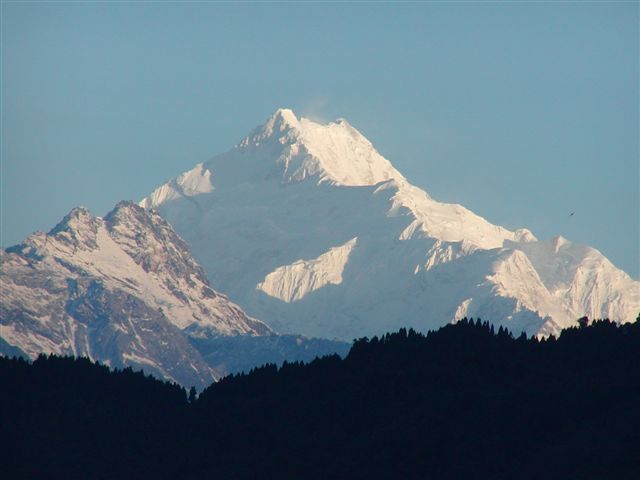 Kangchenjunga Mountain 10 Highest Mountains In The World