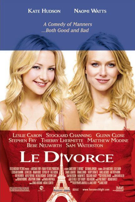 Le Divorce 10 Best Kate Hudson Movies