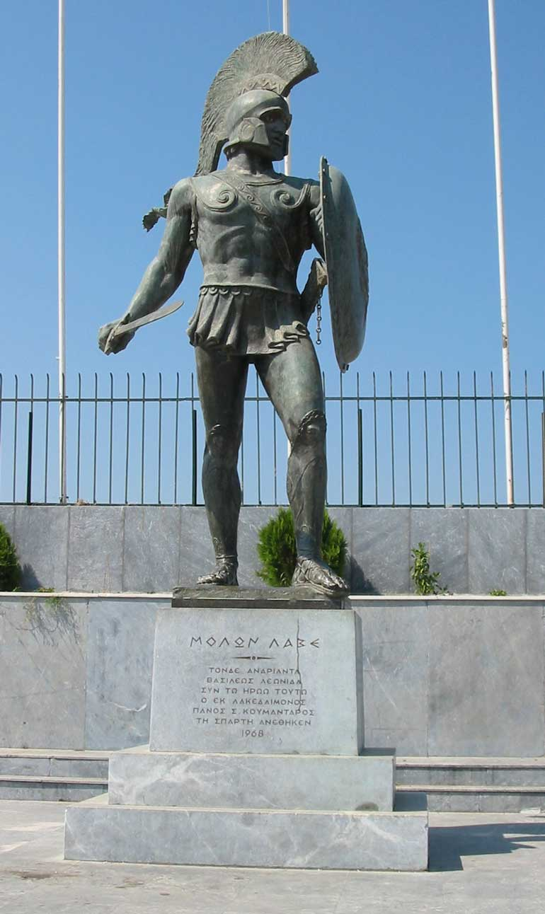 Leonidas I 10 Greatest Warriors In The History