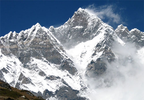 Lhotse Mountain 10 Highest Mountains In The World