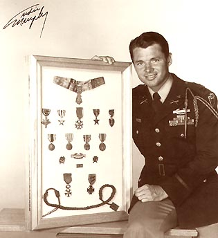 Lieutenant Audie Murphy 10 Greatest Warriors In The History