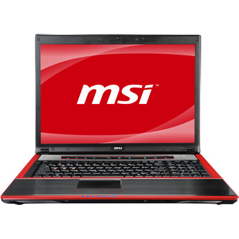 MSI GX740   235US 10 Best Gaming Laptops In 2011