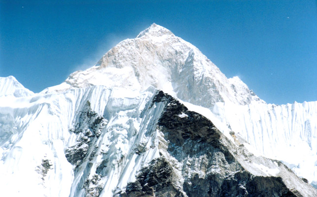 Makalu Mountain 10 Highest Mountains In The World