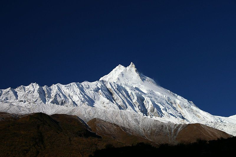 Manaslu Mountain 10 Highest Mountains In The World