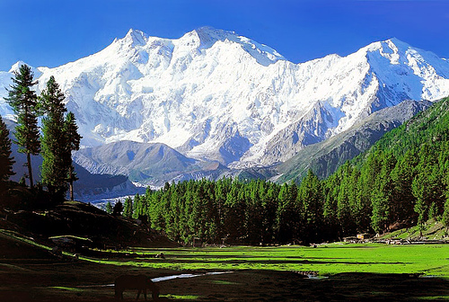Nanga Parbat Mountain 10 Highest Mountains In The World
