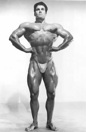 Reg Park 10 Best Bodybuilders In The World