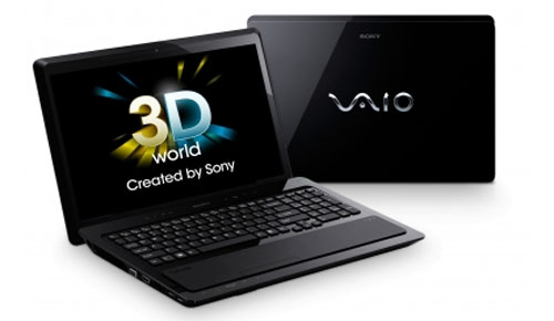 Sony Vaio 3D Laptop 10 New Technology Updates In 2011