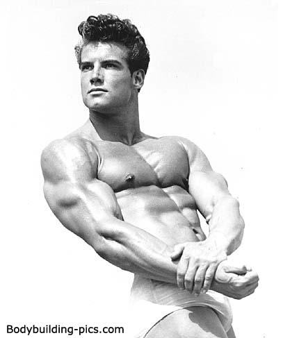 Steve Reeves 10 Best Bodybuilders In The World