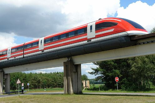TR 09 10 Fastest Trains In The World
