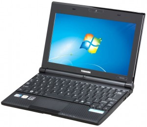 Toshiba NB505 N508BL Netbook 10 Best Netbooks In 2011
