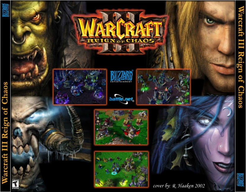 WARCRAFT III REIGN OF CHAOS 10 Best Real Time Strategy Games In 2011