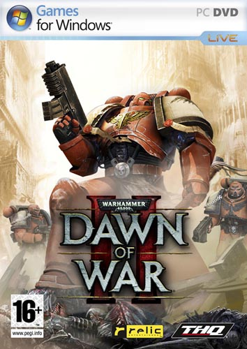 WARHAMMER 40000 DAWN OF WAR II 10 Best Real Time Strategy Games In 2011