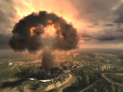 WORLD IN CONFLICT 10 Best Real Time Strategy Games In 2011