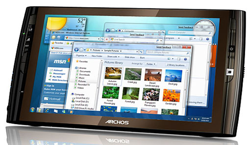 Windows 7 Tablets 10 New Technology Updates In 2011
