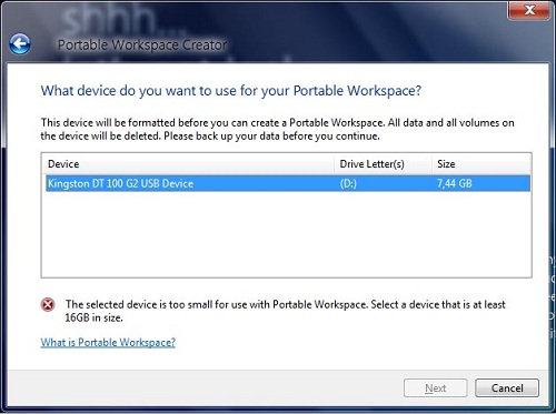 Windows 8 Portable Workspace 10 New Features Expected In Windows 8