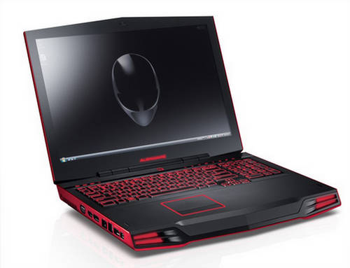 alienware m17x 10 Best Gaming Laptops In 2011