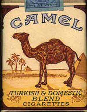 camel 10 Most Popular Cigarette Brands