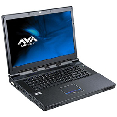 clevo x7200 10 Best Gaming Laptops In 2011