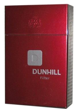 dunhill 10 Most Popular Cigarette Brands