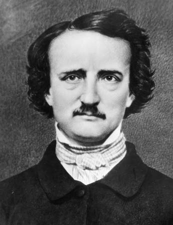 edgar allan poe 10 Most Famous Poets In The History