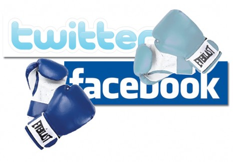 facebook vs twitter 10 Reasons Why Facebook is Better than Twitter