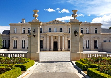 fleur delys 10 Most Expensive Homes in America