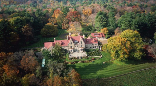 hilliandale 10 Most Expensive Homes in America