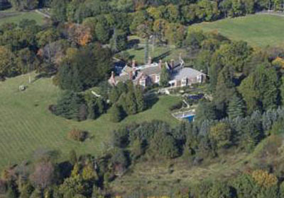 jacobean manor 10 Most Expensive Homes in America