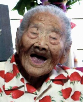 kamato hongo 10 People Who Have Lived The Longest Life