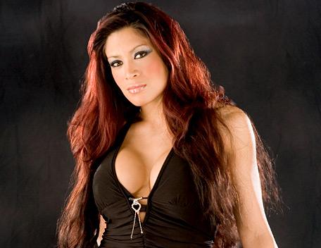 melina 10 Hottest WWE Divas Of