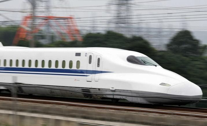 shinkasen 10 Fastest Trains In The World