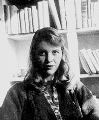 sylvia plath 10 Most Famous Poets In The History