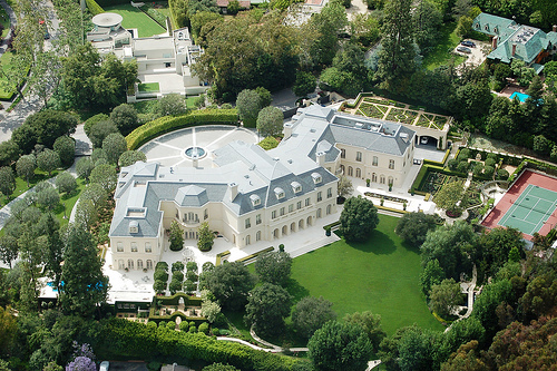 the manor 10 Most Expensive Homes in America
