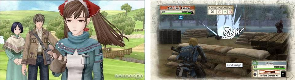 4. Valkyria Chronicles Top 10 Anime Inspired PlayStation 3 Games
