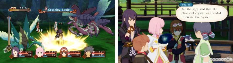 9. Tales of Vesperia Top 10 Anime Inspired PlayStation 3 Games