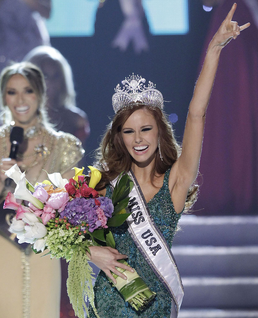 Alyssa Campanella 10 Miss USA 2011 Photos