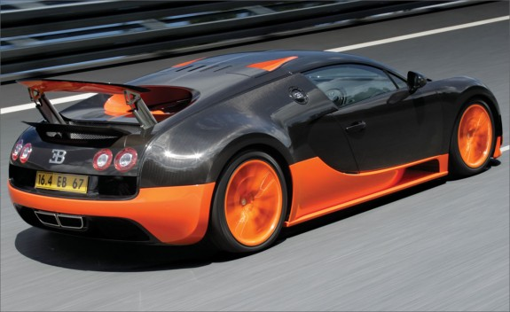 Bugatti Veyron Top 10 Most Expensive Cars In 2011   2012