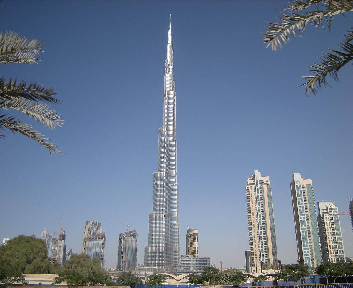Burj Khalifa 10 Best Places To Visit In Dubai