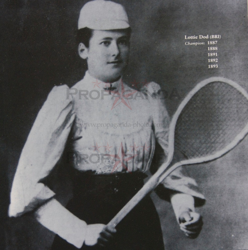 Charlotte Dodd Top 10 Female Tennis Players With Most Titles In Wimbledon