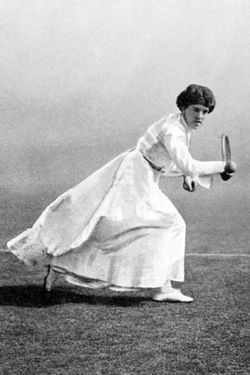 Dorothea Douglass Top 10 Female Tennis Players With Most Titles In Wimbledon