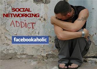 Facebook Addict Top 10 Activities that Teenagers Do Today