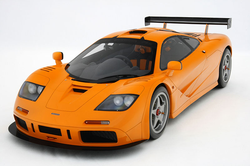 McLaren F1 Top 10 Most Expensive Cars In 2011   2012